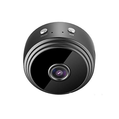 1080p HD Hot Link Registratore di Videocamera di Sorveglianza Remote Videocamera Spia Nocculta con Visione Notturna e Visualizzazione Remote, WiFi Wireless Sicurezza per Casa Nascosto