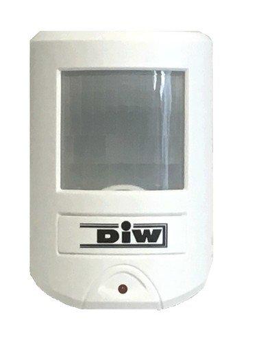 Allarme dal BM20rilevatore di movimento con allarme forte sirena e telecomando senza fili
