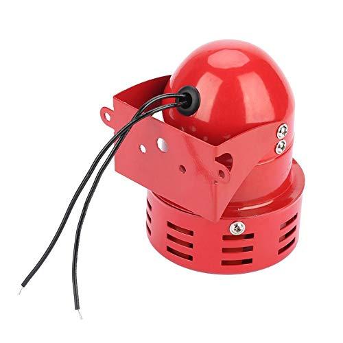 Allarme motore, MS-190 220V Rosso Suono continuo 120DB Sistema di sicurezza elettronica allarme vento a vite