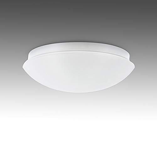 BarcelonaLed Lampada da soffitto e parete con sensore per interno e impermeabile IP44 con rilevatore di movimento a 360° regolabile a distanza per lampadina E27