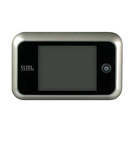 "BricoShopping SPIONCINO Digitale VITEL E0358 3.5"" VISORE per Porte Cromo"