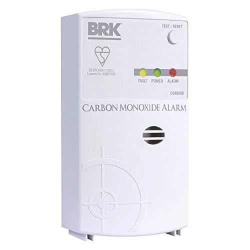 BRK CO850MRLI - Rilevatore di monossido di carbonio