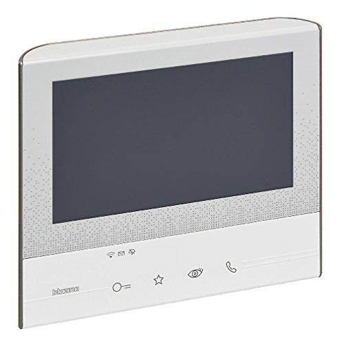 BTicino 344642 Videocitofono Interno Classe 300 X13E con WiFi, Bianco