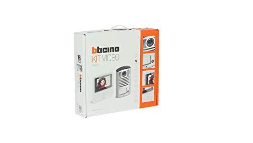 Bticino Kit Video Classe 100 V16B Monofamigliare, Linea 2000