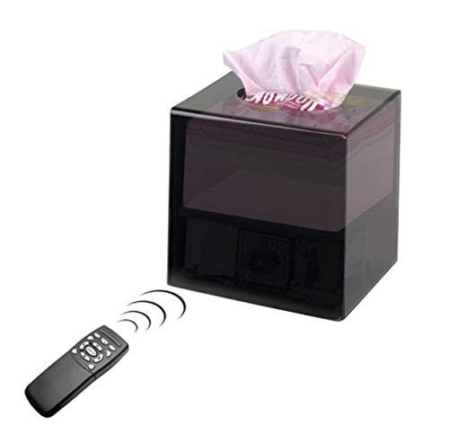 Camtronics PV PANUW, telecamera IP WiFi nascosta in dispenser di fazzoletti