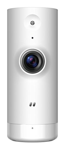 D-Link Mini HD IP security camera Interno Bianco