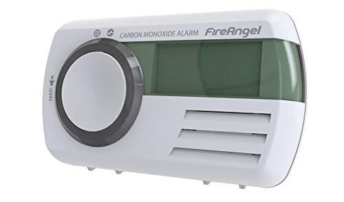 Fireangel co-9d rilevatore digitale di monossido di carbonio
