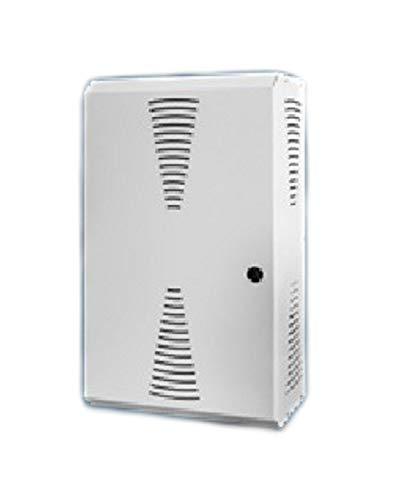Hiltron NEB50 Nebbiogeno nebbia per ambienti fino a 50 m² in 60'' di erogazione per sicurezza domestica antirapina allarme antifurto