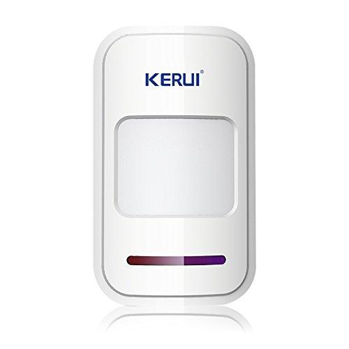 KERUI–Rilevatore di movimento,sensore per allarme wireless, sicurezza PIR,rilevatori di movimento infrarossi, 433mhz
