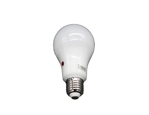 LAMPADA STANDARD LED SENSORE CREPUSCOLARE E27 12W (4000K)