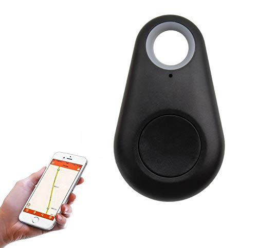 Langguth, mini localizzatore GPS per bambini, mini chiavi, auto e animali domestici, bicicletta, bicicletta, Bluetooth universale Wireless Finder, Smart Locator