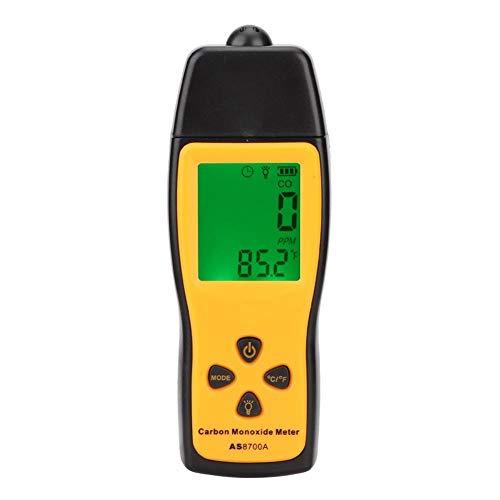 Misuratore del rilevatore Misuratore di monossido di carbonio Misuratore di gas CO Alta precisione per interni all'aperto
