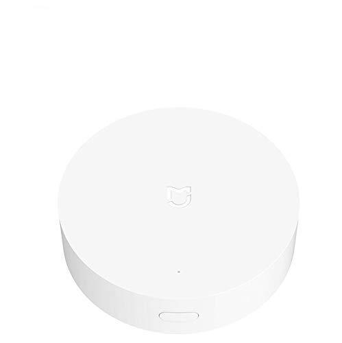 Per Xiaomi Multi-mode Smart Gateway 3 [versione 2020], ZigBee Smart Home Automation Hub, Centro Controllo di Monitoraggio Dispositivi Intelligenti, Compatibile con HomeKit MiHome