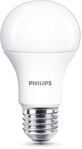 Philips Lighting 13W Lampadina LED Goccia E27 12.5W equivalenti a 100W, 12.5 W, Bianco, 2.5W