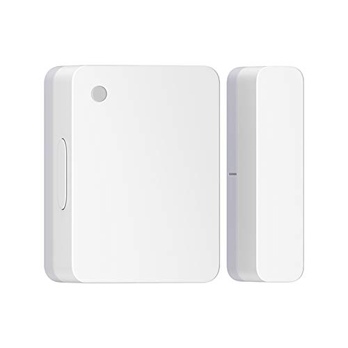 Rilevatore di Porte e Finestre, per Mijia Door Window Sensor 2,Bluetooth Wireless Connection, Smart Home Automation Alert Kit, Richiede Smart Gateway Multifunzione Mijia