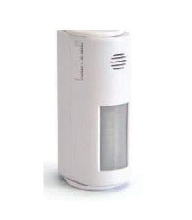 Rilevatore di presenza a Batteria con sensore di Movimento - Pile Non comprese