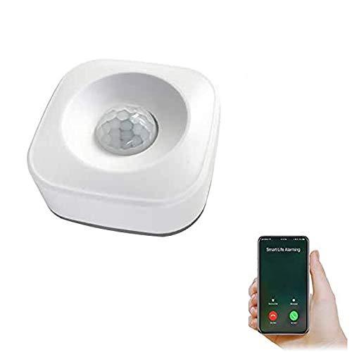 Sensore di movimento wireless WiFi Smart Home PIR rilevatore di movimento rilevatore compatibile TUYA/Smart Life App