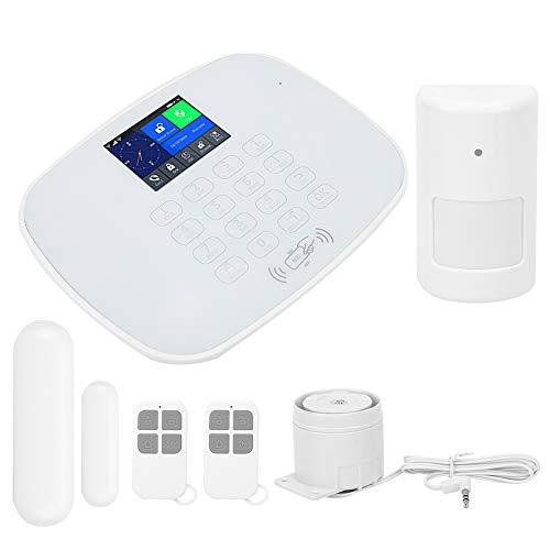 Sistema di allarme domestico, antifurto WiFi GSM GPRS Kit sistema di sicurezza con push APP(ME)