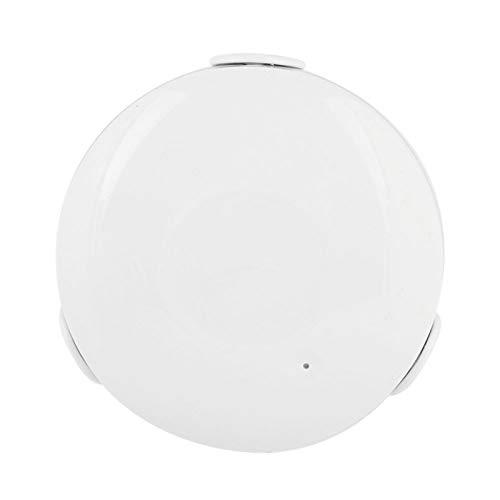 Socobeta Rilevatore di perdite d'Acqua Smart WiFi Rilevatore di perdite d'Acqua Rilevatore di perdite d'Acqua Intelligente Wireless Rilevatore di perdite d'Acqua Allarme per la Sicurezza Domestica