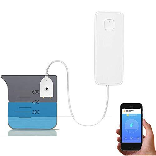 Yueyang Allarme di Perdita d'Acqua Intelligente Allarme per la Segnalazione di Acqua del sensore dell'Acqua Wi-Fi Nessun hub costoso Necessario Funzionamento